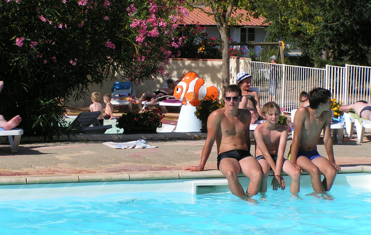 Piscine - Aloha Camping Club *** - Amélie les Bains